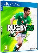 BIG BEN Rug20 Videogioco Rugby 20 Sportivo 3+ PlayStation 4
