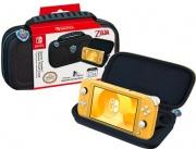 BIG BEN Travel Case Custodia Videogioco Zelda Black Nintendo Switch Lite