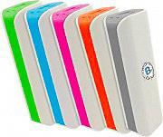 BIJOUX Caricabatterie Portatile Smartphone 2600 mAh BIJ-PS2600 Bijoux