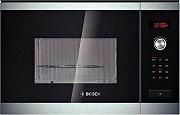 Bosch Forno Microonde Incasso Combinato Grill 25 l 900W 60cm Acciaio HMT84G654