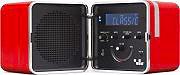 BRIONVEGA Radio portatile digitale FM Bluetooth Jack 3,5 mm RadioCubo TS522D+AS