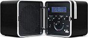 BRIONVEGA Radio portatile digitale FM Bluetooth Orologio RADIO.CUBO TS522D+NN