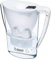 BWT 815070 Caraffa filtrante Depuratore Capacità 2,7 Lt Bianco Penguin
