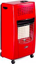 Bartolini 407 Stufa a Gas GPL Bombola Portatile Infrarossi 4.2 kW Bella I Color
