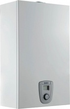Baxi A7702857 Scaldabagno a Gas Metano 14 Ltmin a Camera Stagna Acquaprojet Blue 14Fi
