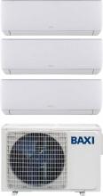 Baxi JSGNW252525+ LSGT60-3M Climatizzatore Trial Split Inverter 9+9+9 Btu LSGT60-3M Astra