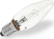 Beghelli Lampadina Alogena E14 basso consumo energetico Oliva 42 W 54922