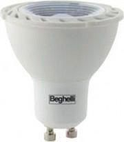 Beghelli Lampadina led  risparmio energetico Attacco GU10 4 W col Bianco B56959
