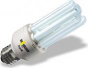 Beghelli Lampadina alogena E27 basso consumo energetico 15W IMMEDIATELY DUAL 50000