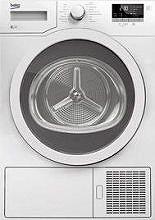 Beko Asciugatrice Asciugabiancheria 8 Kg A+ Condensazione Pompa Calore DE8333GX0