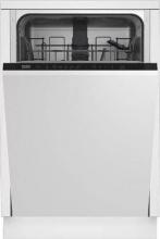 Beko DIS35020 Lavastoviglie Incasso 45 cm Slim 10 Coperti A++ a Scomparsa totale