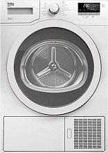 Beko Asciugatrice Asciugabiancheria 7 Kg A+ Condensazione Pompa Calore DS7333GX0W