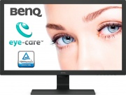 Benq 9H.LJDLB.QBE Monitor PC 27 pollici Full HD 1920x1080 HDMI VGA DisplayPorts