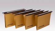 Bertesi 100395C1 Confezione 100 Cartelline Sospese Cartesio Eco Int39 V