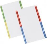 Bertesi 03110 Confezione 10 Fogli Etichette x Cart Sosp