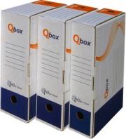 Bertesi 8010.1600 Confezione 25 Scatola Archivio Q Box A4 D10