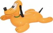 Bestway 91074 Pluto cane gonfiabile Mare Piscina Cavalcabile Bambini