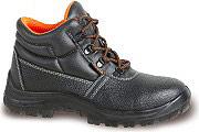 Betawork 072430346 Scarpe Antinfortunistiche Lavoro Alte Puntale Acciaio Tg. 46