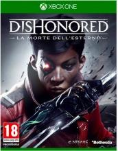 Bethesda 1022944 Dishonored La Morte dellEsterno Videogiochi Xbox One