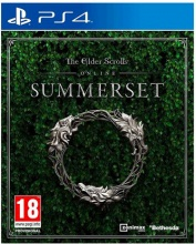 Bethesda 1027392 Videogioco The Elder Scrolls Online Summerset Videogioco PS4