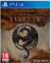 Bethesda 1033955 The Elder Scrolls Online: Elsweyr RPG 18+ PS4