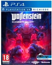 Bethesda 1034137 PS4 Wolfenstein:Cyberpilot VR Azione 18+