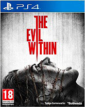 Bethesda The Evil Within, Playstation 4 PS4 711719500278