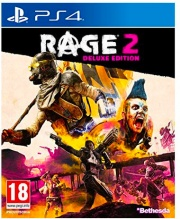 Bethesda Deluxe Rage 2  Edition Azione 18+ PS4 1028250