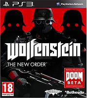 Bethesda Wolfenstein: The New Order, Play Station 3 PS3 Lingua ITA - PS3-WONO