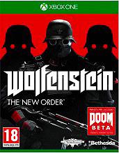 Bethesda Wolfenstein: The New Order, Xbox One Lingua ITA - XBO-WONO