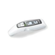 Beurer 795.14 Termometro Febbre Digitale 7 in 1 Fronte Orecchio FT-65