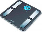Beurer BF195 Bilancia Pesapersone Digitale Elettronica Massa Grassa 180 Kg