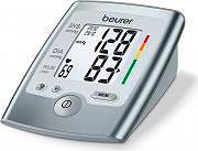 Beurer Misuratore Pressione Automatico Braccio Battito Cardiaco Ora Data BM35NEW