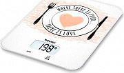 Beurer KS19 Love Bilancia Cucina Digitale 1 g Pesata Massima 5 Kg -  704.17