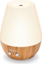 Beurer LA 40 Diffusore Aromi Ultrasuoni LED Illuminazione Capacità 180 ml Timer
