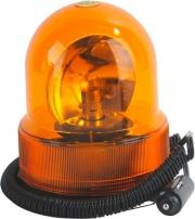 Bgs 7705 Lampeggiante Rotante Magnetico Arancio V.12