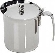 Bialetti Bricco latte Lattiera capienza 30cl con coperchio ELEGANCE 0001812