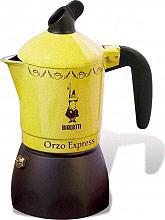 Bialetti Macchina Caffè Caffettiera Moka 2 tazze Orzo Express 0002328
