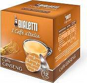 Bialetti Capsule Alluminio per Mokona Confezione 12 pezzi - Caffè Ginseng