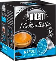Bialetti CAPSULENAPOLI Confezione 16 Capsule Napoli Gusto Intenso