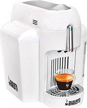 Bialetti CF62 Macchina Caffè Espresso Capsule 1 Tazza colore Bianco Mini Express