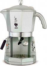 Bialetti MOKONA SILVER CF40 Macchina Caffè Espresso Manuale cialdecapsule