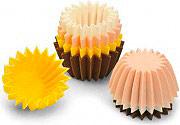 Bialetti Stampi silicone dolci 8 pirotini Muffin Stella 19.5x28 cm ZDCSIPT08ST