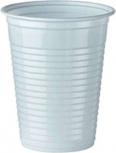 Bibo 5560650 Bicchiere cc 200 Everyday Bianco pz. 100
