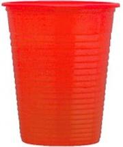 Bibo 5567501 Bicchiere cc 200 Festacolor Rosso pz. 50