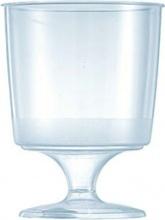 Bibo 5594500 Bicchiere Crystal cc 190 Trasp. pz. 8