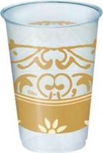 Bibo 5596695 Bicchiere cc 230 Party Gold pz. 10