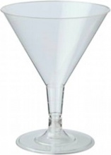 Bibo 6602500 Bicchiere Cocktail cc 160 Trasp. pz. 12