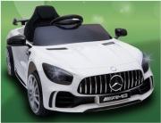 Biemme 1132-B Auto elettrica Mercedes GT-R con telecomando12v