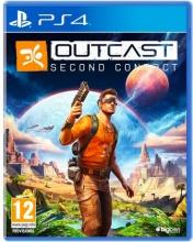 Bigben Interactive PS4OUTCASTIT Videogioco Outcast Second Contact Videogioco PS4